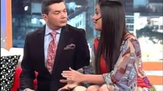 Daniela Alvarado en El Show del Vacilon