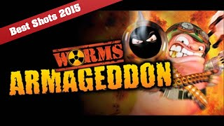 Worms Armageddon - Best Shots 2015