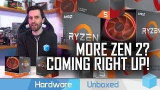 News Corner | More Zen 2 CPUs Are Coming, GTX 1660 Super? 9900KS Price?