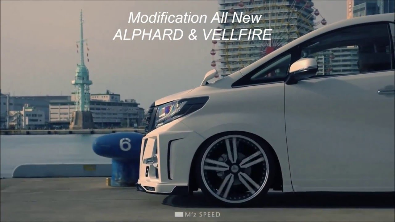 All New Alphard Vs Vellfire Oli Transmisi Grand Avanza Modification Toyota Youtube