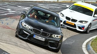 BMW M2 BATTLE ON THE NÜRBURGRING