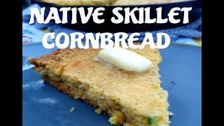 NATIVE SKILLET CORNBREAD/ HAPPY 47TH INDEPENDENCE BAHAMAS