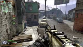 Call Of Duty Modern Warfare 2 Multiplayer Online Chopper Gunner