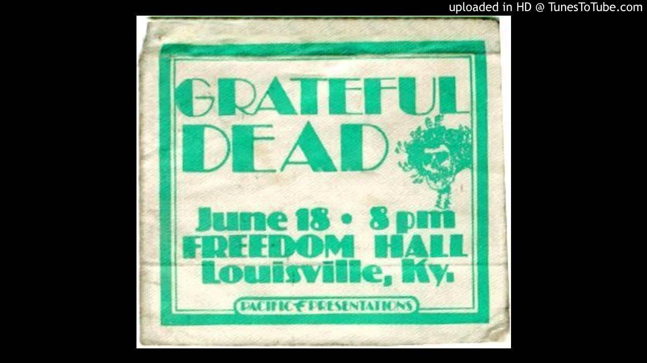loser grateful dead live at freedom hall louisville ky on 1974 06 18 youtube. Black Bedroom Furniture Sets. Home Design Ideas