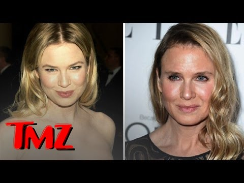 What has Renee Zellweger done with Renee Zellweger? | TMZ