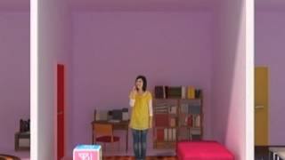 荒井萌 もっとキューブ編 2008年 720p 30秒バージョン.