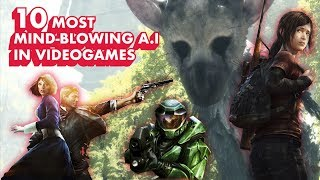 10 Most Mind-Blowing A.I in Videogames