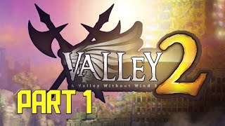 GAMEPLAY - A Valley Without Wind 2: Part 1