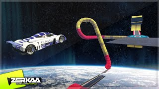 HIGHEST STUNTING RACE EVER!? (GTA 5 Funny Moments)