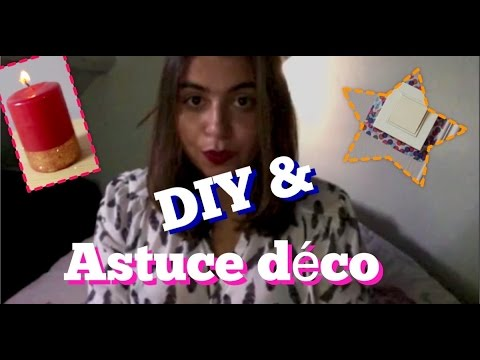 diy et astuce comment d corer sa chambre facilement youtube. Black Bedroom Furniture Sets. Home Design Ideas