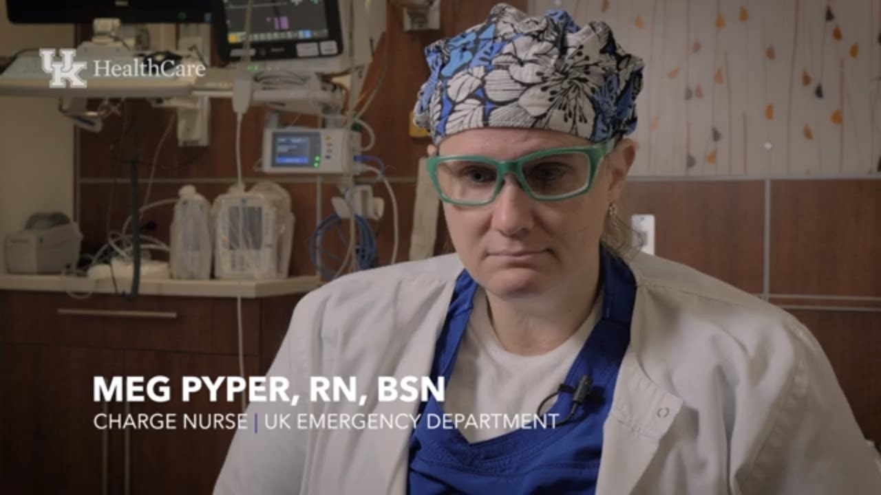 Voices from the Front Lines: UK Chandler Emergency Dept.