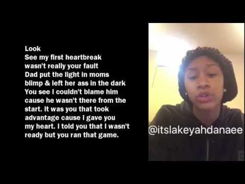 Now I'm Forever Broken 😔💔|| @itslakeyahdanaeee Mp3