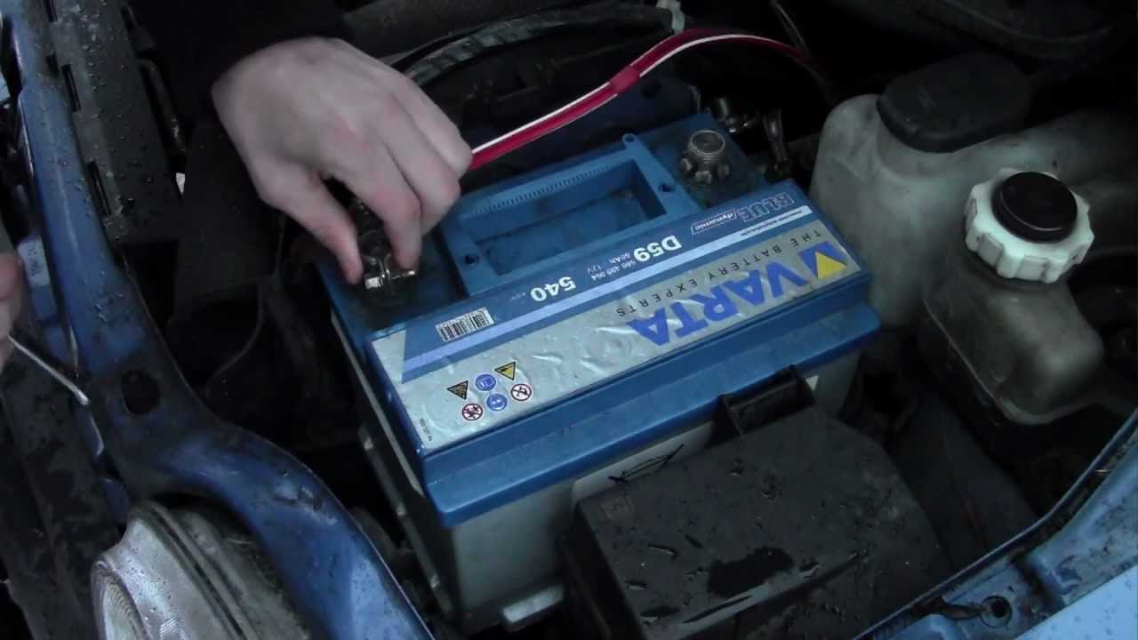 Where Is The Battery On A Suzuki Lt
