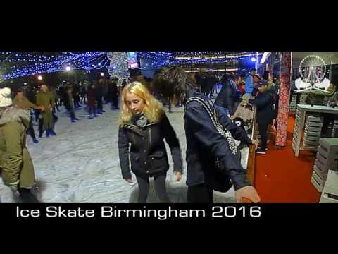 Ice Skate Birmingham Time Lapse