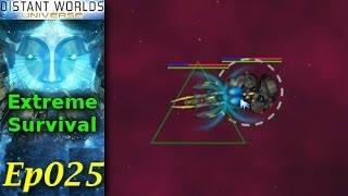 Distant Worlds Universe - Extreme Survival LP - Ep025 - Debris Field? Where?