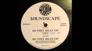soundscape - do they mean us