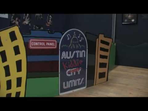 Austin, Texas Tourism : Austin Children's Museum: Austin Kiddie Limits