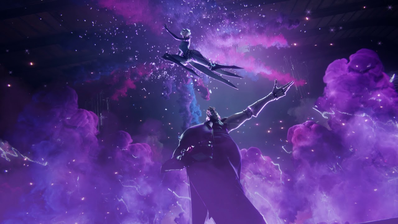 Camille Jhin Animated Wallpaper Youtube