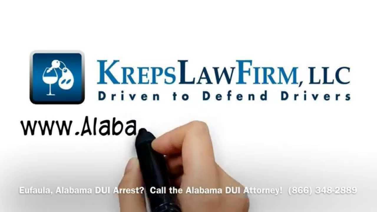 Eufaula Archives - Alabama DUI Attorney