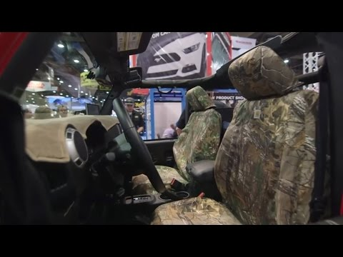 carhartt seat covers camo