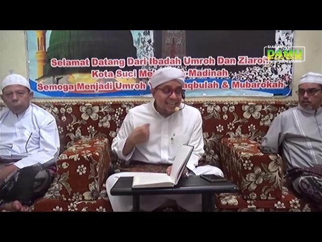 Kajian Kitab Mukaasyafatul Quluub 2020-01-11