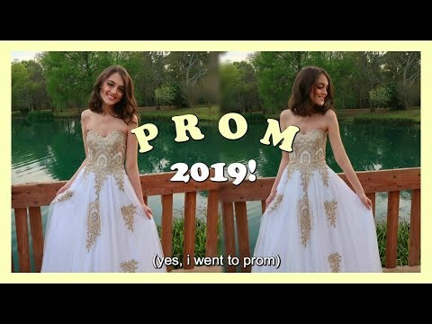 I WENT TO PROM?!
