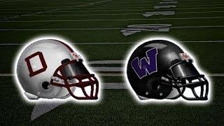 CIML Varsity Football  Dowling Catholic @ Waukee