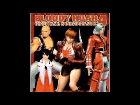 Bloody Roar 4-Training Mode Menu