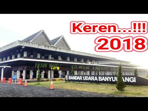 Bandar Udara Blimbingsari Banyuwangi Terbaru 2018