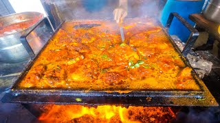 Hot Lava Fish Fry!! Insane Indian Street Food in Kerala | Kozhikode, India!