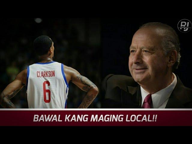 Jordan Clarkson, May Philippine Passport Pala Bago Mag 16 y.o!! Pero INELIGIBLE Parin??