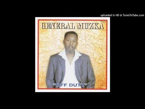 general muzka - kufa ka ndota