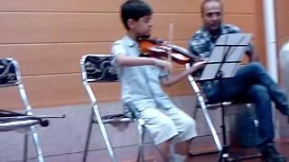 Violin Irani , music, Iranian boy , ردیف دشتی ابو