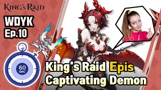 [WDYK] #10 Captivating Demon, Epis!