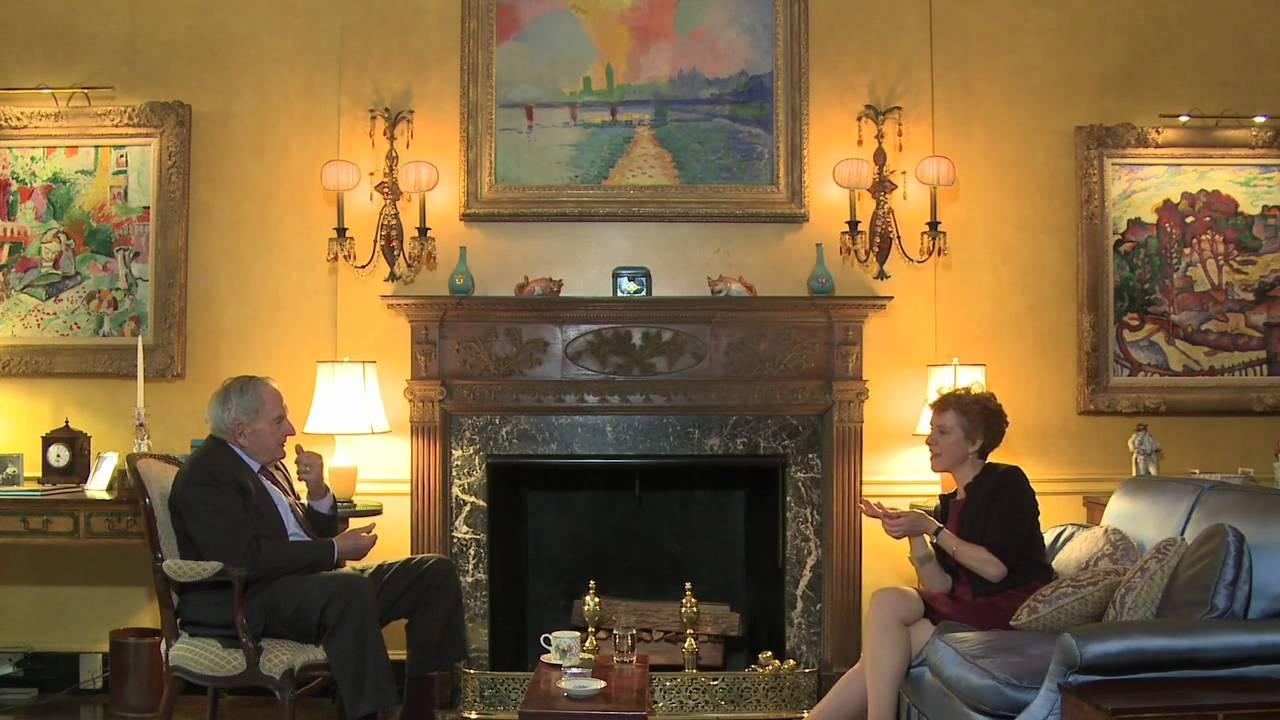 David Rockefeller on Czanne to Picasso In conversation