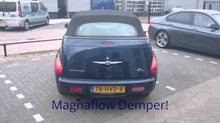 Magnaflow Catback Exhaust PT Cruiser GT