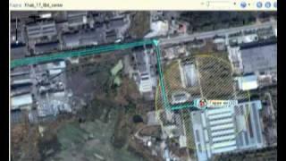видео Контроль gps автотранспорта