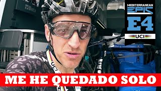 Etapa 4 Mediterranean Epic (UCI S1) | Ibon Zugasti y Aleix Espargaró