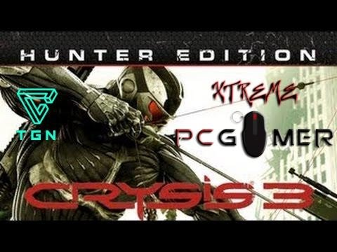 crysis 3 gameplay pc max settings 1080p hdtv