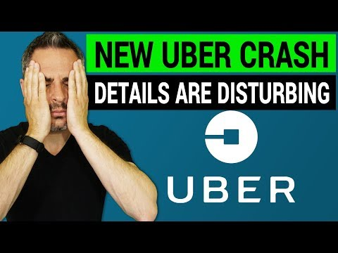 New Self-Driving Uber Crash Details are Disturbing