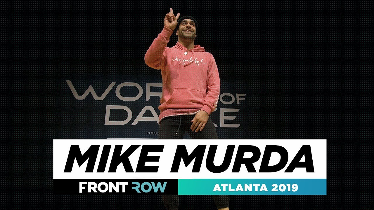 Mike Murda | FRONTROW | World of Dance Atlanta 2019 | #WODATL19