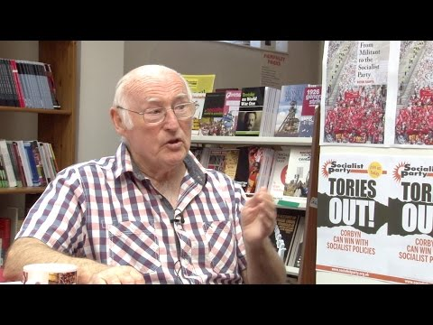 Peter Taaffe: From Militant to the Socialist Party