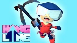 Hang Line: Mountain Climber - Yodo1 Games Walkthrough