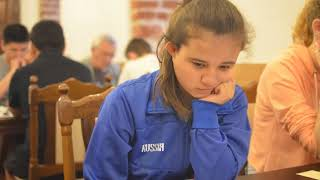 Nidzica 2018. 2nd European Draughts-64 Disabilities Ch. Photo-video film 4