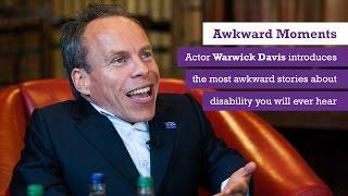 Warwick Davis Introduces Awkward Disability Stories - #EndTheAwkward - Scope