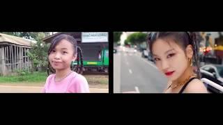 Icy - ITZY vs PTG / Original MV vs Parody comparison / side by side