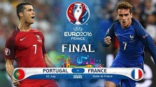ไฮไลท์ โปรตุเกส vs ฝรั่งเศส