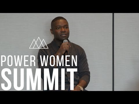 David Oyelowo Has a Solution for Men Who Say There's No #MeToo Redemption