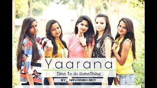 Gambar cover Tere Jaisa Yaar | Ye Dosti Hum Nahi Todenge | Female Version | Heart Touching Friendship Story