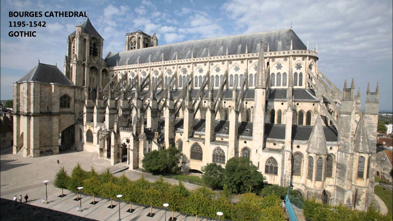 The Best Cathedrals In France